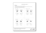 Eye Shape Design Worksheet