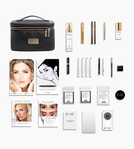 Eyelash Extension Compatible Lashista Deluxe Collection