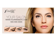 Custom Banner - Transform Your Eyes: Model 1
