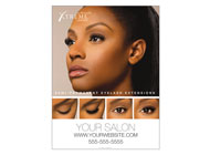 Custom Window Cling - Transform Your Eyes: Model 2